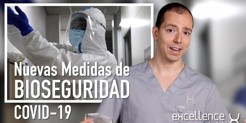 NUEVOS PROTOCOLOS DE BIOSEGURIDAD - COVID-19 / CORONAVIRUS